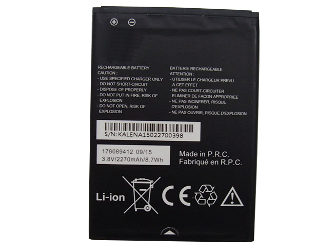 178089412 Batterie ordinateur portable