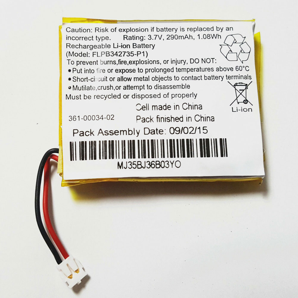 361-00034-02 Batterie ordinateur portable