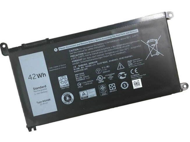 3CRH3 Batterie ordinateur portable