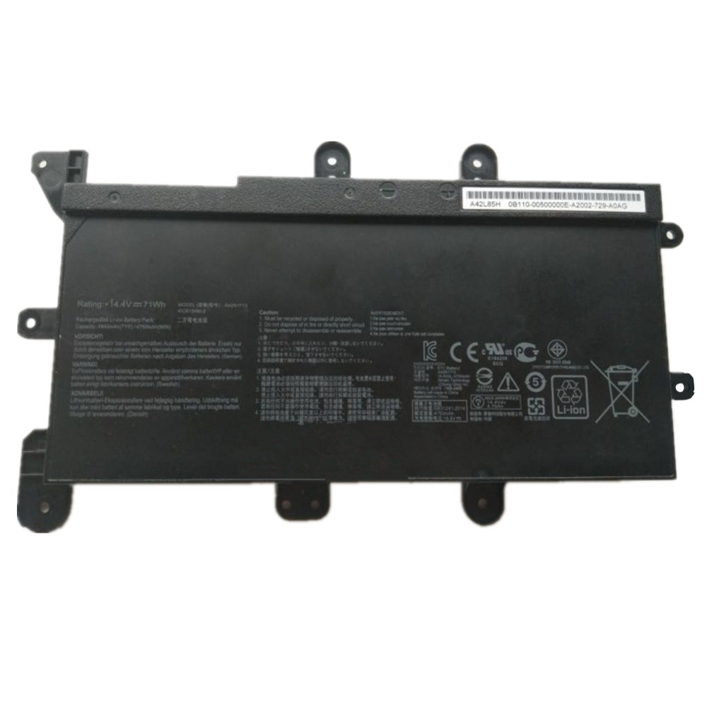 A42N1713 Batterie ordinateur portable