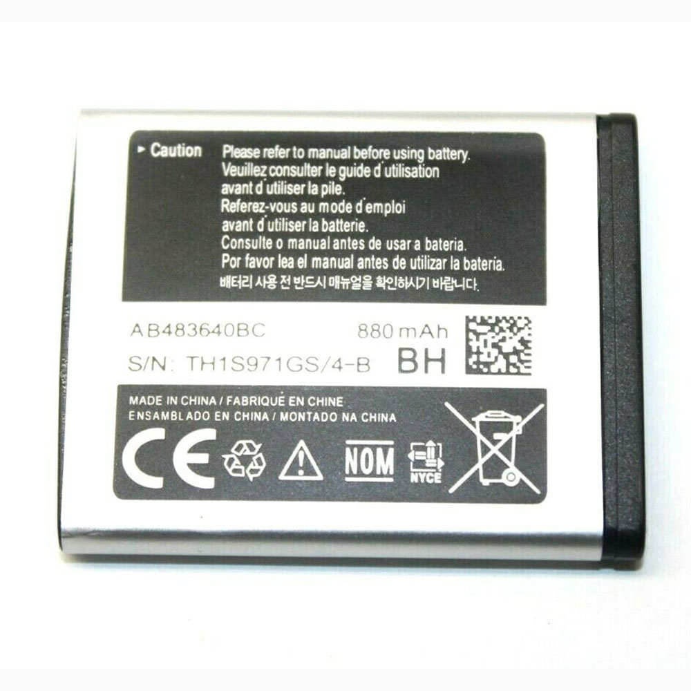 AB483640BC Batterie ordinateur portable
