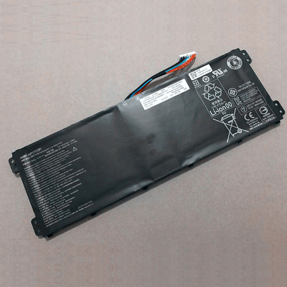 AP17C5P Batterie ordinateur portable