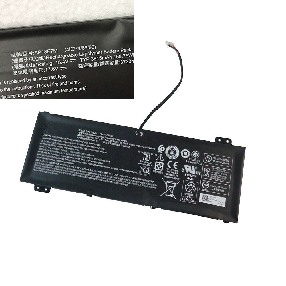 AP18E7M Batterie ordinateur portable