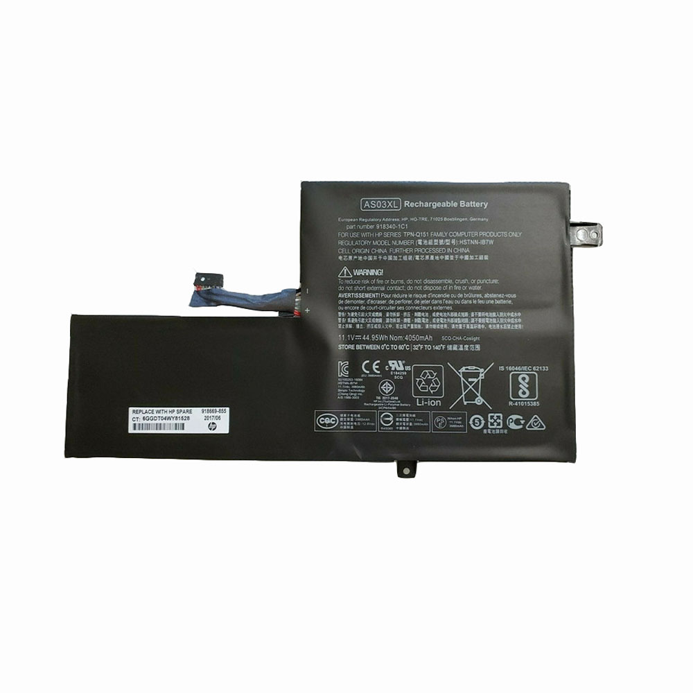 AS03XL Batterie ordinateur portable