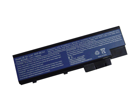 Acer TravelMate 5600 Series 4400mAh 14.8v(not compatible with 11.1v) batterie