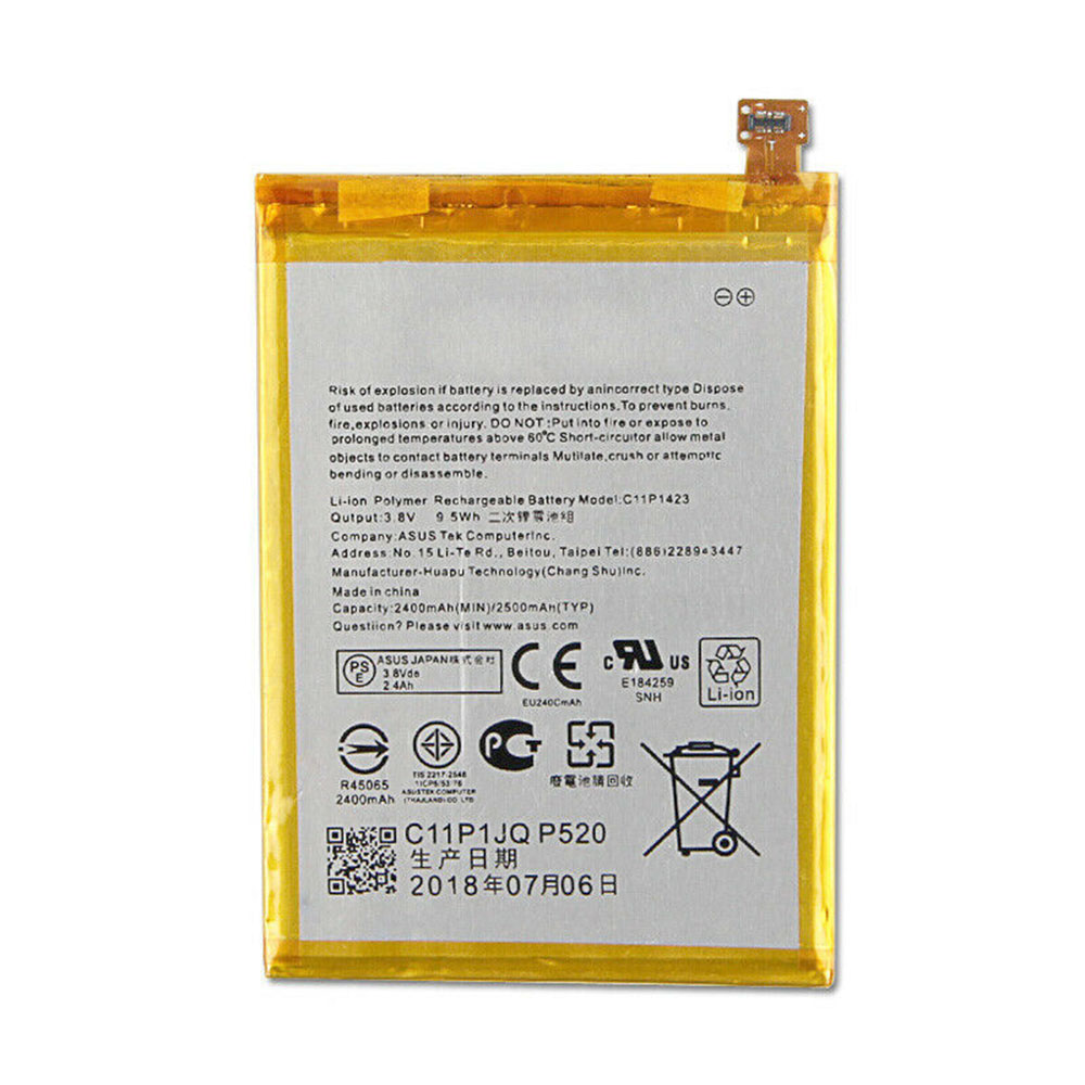 C11P1423 Batterie ordinateur portable