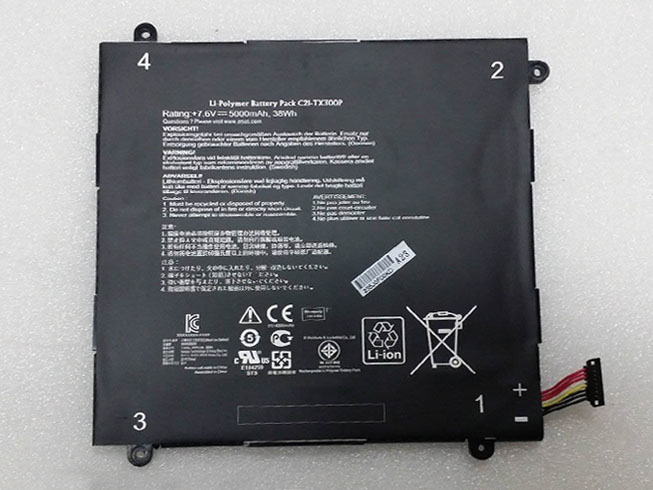 C21-TX300P pc batterie
