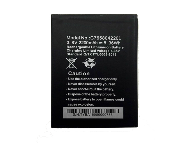 C765804220L Batterie ordinateur portable