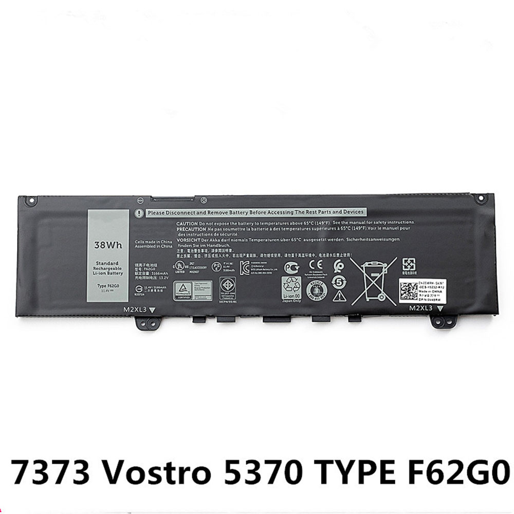 F62G0 Batterie ordinateur portable