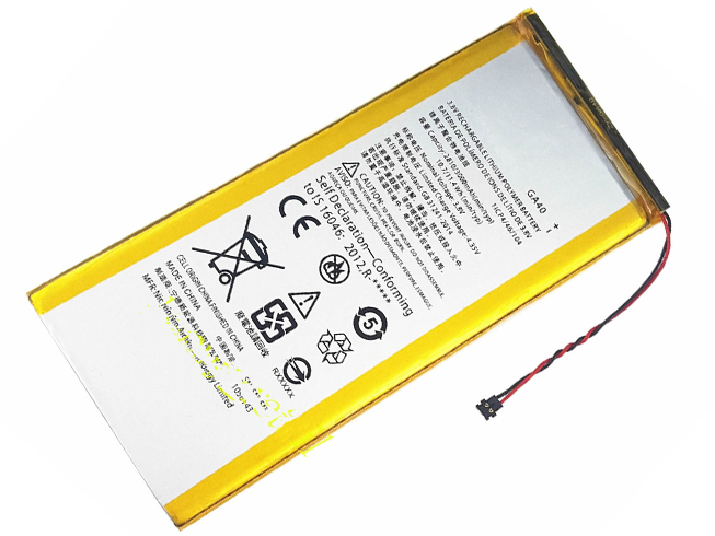 GA40 Batterie ordinateur portable