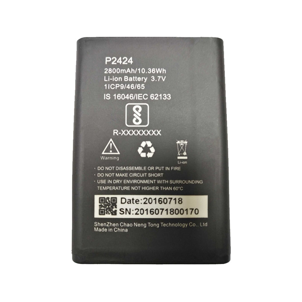 P2424 Batterie ordinateur portable