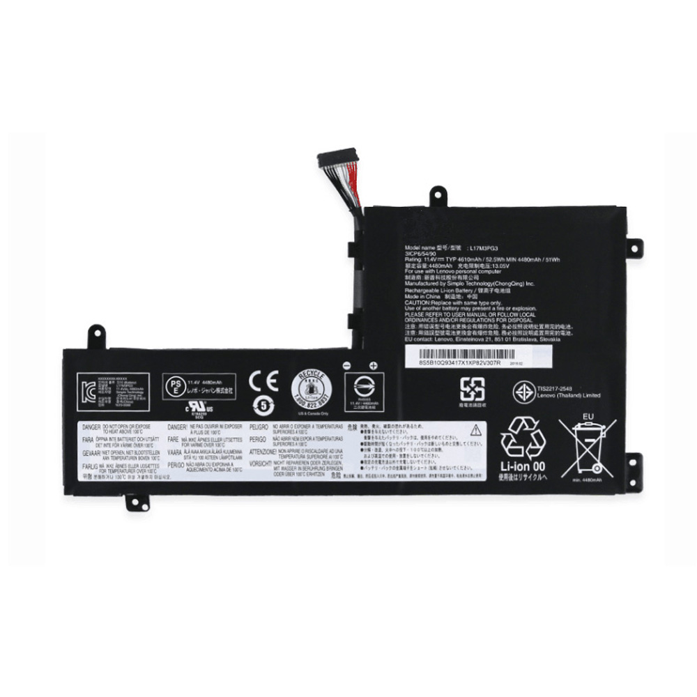 L17M3PG2 pc batterie
