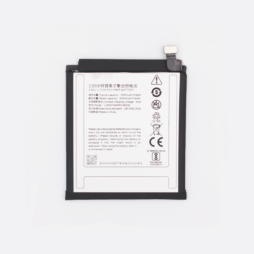 Li3930T44P6h746342 Batterie ordinateur portable