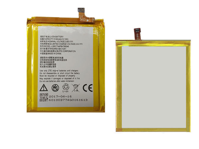 Li3931T44P8H756346 Batterie ordinateur portable