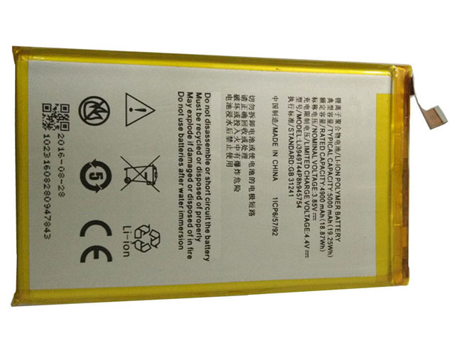 Li3949t44p8h945754 Batterie ordinateur portable