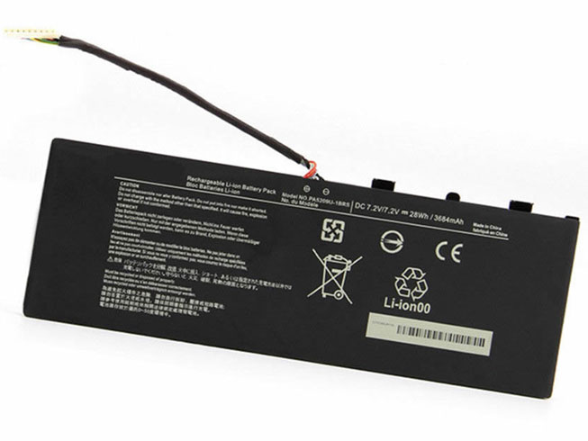 PA5209U-1BRS Batterie ordinateur portable