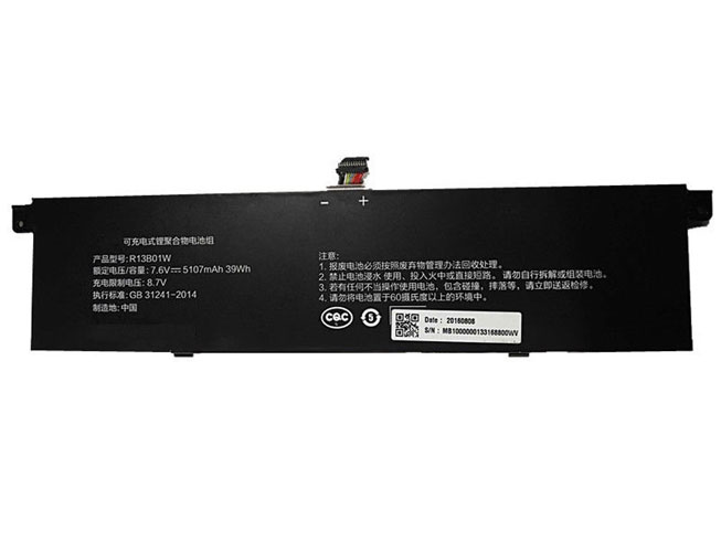 R13B01W Batterie ordinateur portable