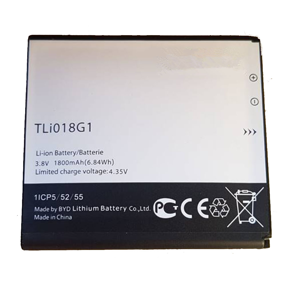 TLI018G1 pc batterie