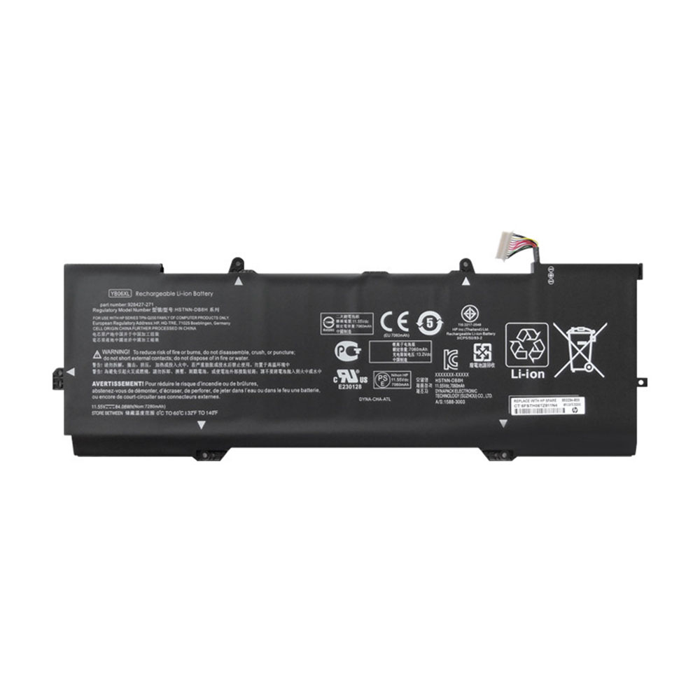 YB06XL pc batterie