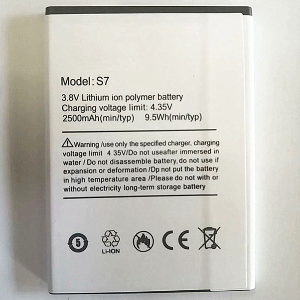 S7 Batterie ordinateur portable